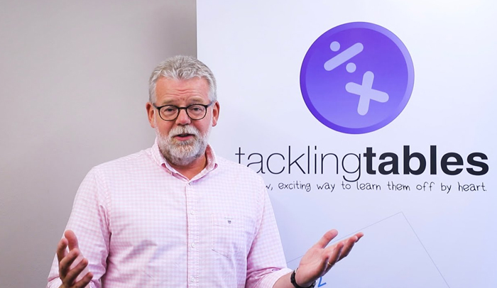 Tackling Tables Secondary Schools and Further Education video