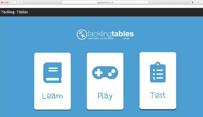 Tackling Tables Online